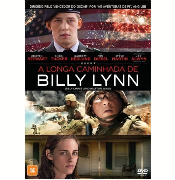 A Longa Caminhada De Billy Lynn (DVD)