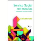 Serviço social em escolas - Sarita Amaro