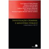 Investigação Criminal e Ministério Público - Caio Nabuco D'avila Oliveira, Fabiana Lima Carvalho, Jacqueline Almeida Silva ...