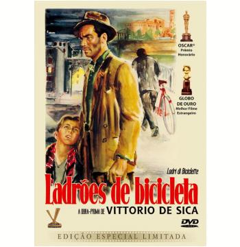 Ladrões de Bicicleta - Edição Especial Limitada (DVD)