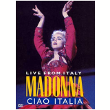 Madonna - Ciao Italia - Live From Italy (DVD) - Madonna