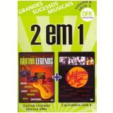 Guitar Legends - Sevilla 1991 + California Jam 2 (DVD) - Vários