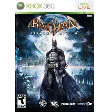 Batman: Arkham Asylum (X360)