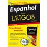 Espanhol para Leigos Curso em Áudio - Jessica Langemeier