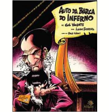 Auto da Barca do Inferno (Em Quadrinhos)