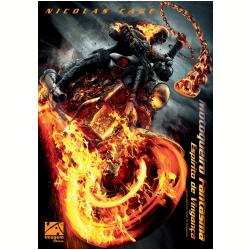 DVD - Motoqueiro Fantasma - Espirito de Vingança - Vários ( veja lista completa ) - 7899154513619