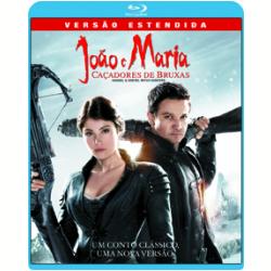 Blu - Ray - João E Maria: Caçadores De Bruxas - Vários ( veja lista completa ) - 7899587905142