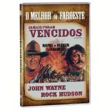 Jamais Foram Vencidos (DVD) - John Wayne