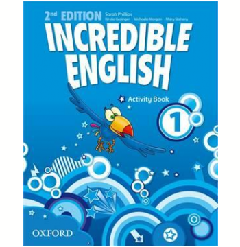 Incredible English 1 - Activity Book - Second Edition