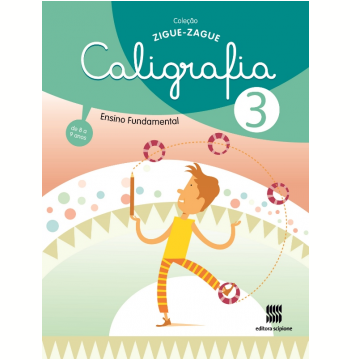 Ziguezague - Caligrafia - 3º Ano - Ensino Fundamental I