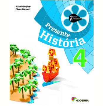 História - 4º Ano - 4 ª Edição