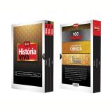 Box - História Viva (3 Vols.) - Jane Bingham, Nigel Cawthorne, John Farndon