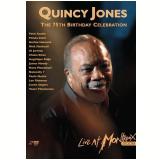 Quincy Jones - 75th Birthday Celebration - Live at Montreux 2008 (DVD) - Quincy Jones