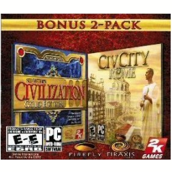 Civilization III Gold Edition / Civ City Rome Bonus 2 (Kit) (PC)