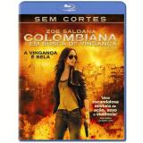 Colombiana - Em Busca de Vingança (Blu-Ray) - Cliff Curtis, Jordi Mollá