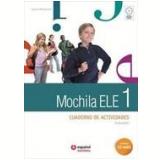 Mochila Ele 1 - Cuaderno De Actividades - Moderna - Didáticos