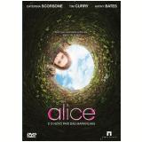 Alice e o Novo País das Maravilhas (DVD) - Andrew Lee Potts, Tim Curry, Matt Frewer
