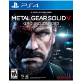 Metal Gear Solid V: Ground Zeroes (PS4) -