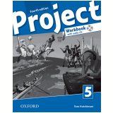 Project 5 - Workbook With Audio Cd - Fourth Edition -
