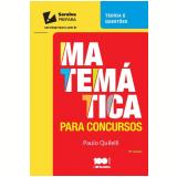 Matemática Para Concursos - Paulo Quilelli
