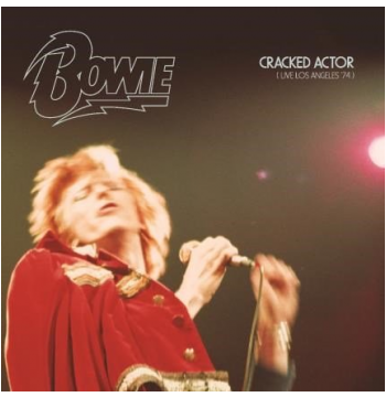 David Bowie - Cracked Actor - Live Los Angeles '74 (CD)