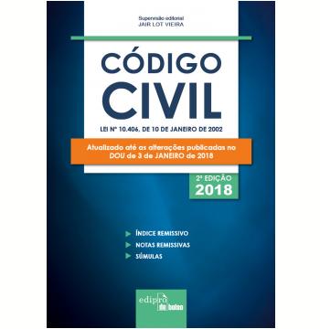 Código Civil 2018 - Mini