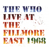 Tho Who - Live At The Fillmore East 1968 (CD) - Tho Who
