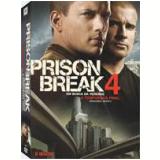 Prison Break  - 4ª Temporada (DVD) - Vários (veja lista completa)
