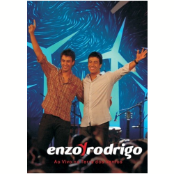 DVD - Enzo Y Rodrigo - Ao Vivo na Terra dos Ventos - Enzo Y Rodrigo - 7892141690058