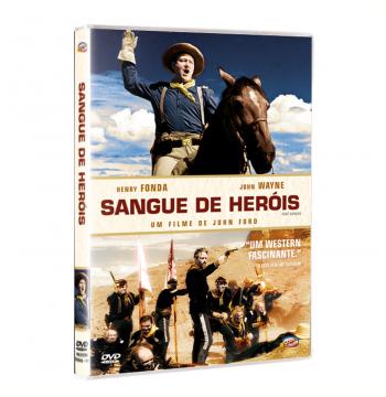Sangue de Heróis (DVD)