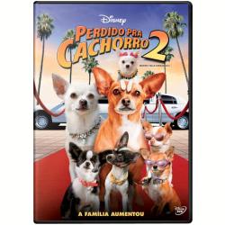 DVD - Perdido Pra Cachorro 2 - Ernie Hudson, Odette Yustman - 7899307915758