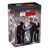 Big Bang: A Teoria: Temporadas Completas 1-4 (DVD) - Vários (veja lista completa)