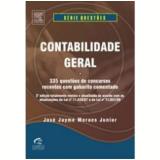 Contabilidade Geral - Questões - JosÉ Jayme Moraes Junior