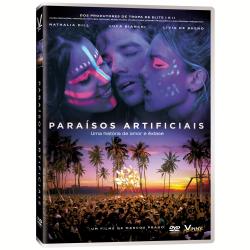 DVD - Paraísos Artificiais - José Padilha ( Diretor ) - 7898536331520