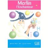 Merlin - L´Enchanteur (Niveau 2) - Isabelle Parisot