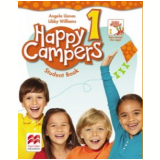 Happy Campers Student's Book Pack With Skills Book-1 -