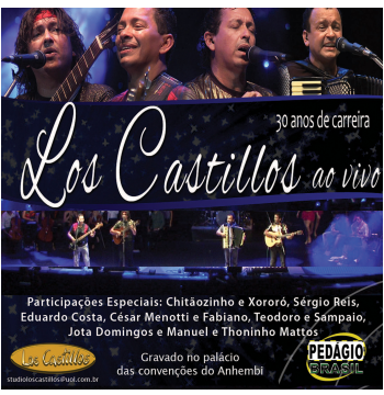 Los Castillos- 30 Anos De Carreira (CD)