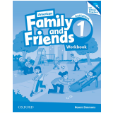 American Family And Friends 1 - Workbook With Online Practice - Second Edition -