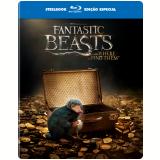 Animais Fantásticos e Onde Habitam - Edição Especial - Steelbook (Blu-Ray) - Vários (veja lista completa)