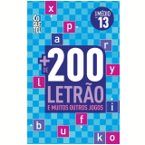 + 200 Letrão - Nível Médio (Vol. 13) - Equipe Coquetel