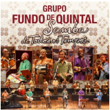 Fundo De Quintal - Samba De Todos Os Tempos (CD) - Fundo de Quintal