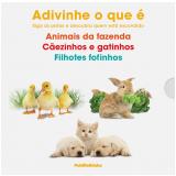 Animais da Fazenda - Cãezinhos e Gatinhos - Filhotes Fofinhos (Box 3 Vols.) - Dorling Kindersley