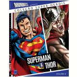 Superman e Thor (vol. 4) - Editora Europa