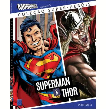 Superman e Thor (vol. 4)