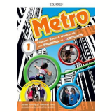 Metro 1 Student Book - Workbook Pack (br) -