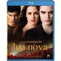 Blu - Ray - Saga Crepúsculo - Lua Nova - Kristen Stewart - 7898489241532