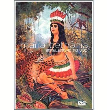 Maria Bethânia - Brasileirinho Ao Vivo (DVD)