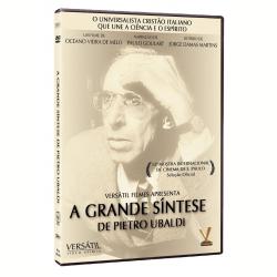 DVD - A Grande Síntese de Pietro Ubaldi - Oceano Vieira de Melo ( Diretor ) - 7895233142503
