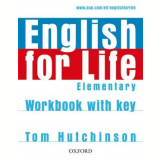 English For Life Elementary - Workbook With Key -