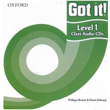 Got It! 1 Class Cd (Audio Cd) -